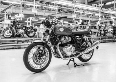 Custom Garage American Motorcycles SAGL - Royal Enfield Ticino